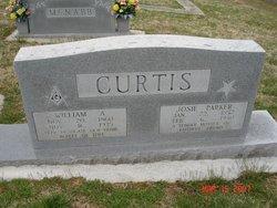 Josephine <I>Parker</I> Curtis