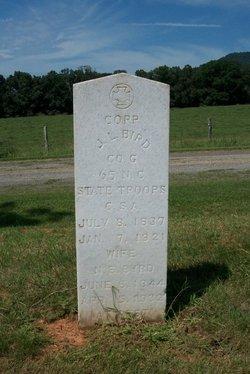Corp Jonathan Lafayette Byrd