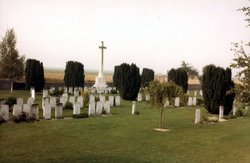Bois-Carre Military Cemetery