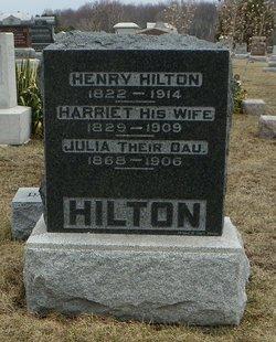 Harriett Hilton