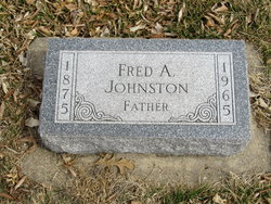 Fred A. Johnston