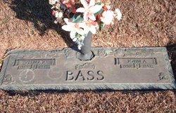 Velma Avis <I>Simmons</I> Bass