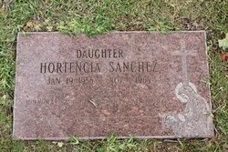Hortencia Sanchez