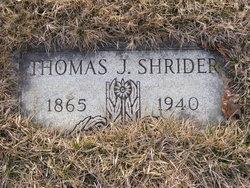 Thomas Jefferson Shrider