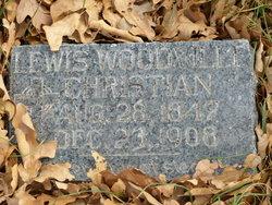 Lewis Woodville Christian