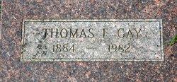 Thomas Floyd Gay
