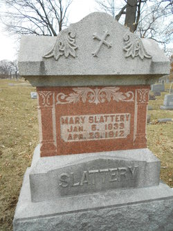 Mary <I>Coyle</I> Slattery
