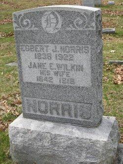 Jane E <I>Wilkin</I> Norris