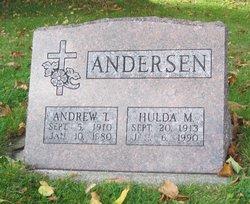 Hulda M Andersen