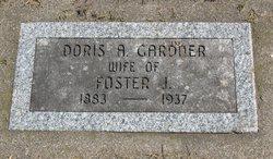 Doris Anna <I>Nothnagel</I> Gardner