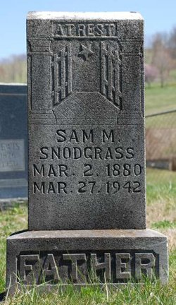 Sam M. Snodgrass