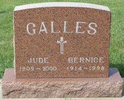 Bernice <I>Plathe</I> Galles
