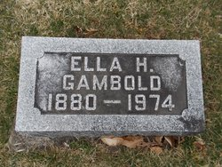 Ella H Gambold