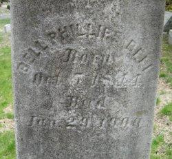 """Isabelle """"Belle"""" <I>Phillips</I> Bell"""