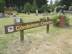 Gordonton Public Cemetery