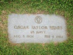 Oscar Taylor Hines