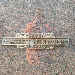 Harriett Mutispaugh