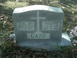 Pauline <I>Stano</I> Gazo