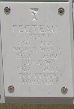 June W Fecteau
