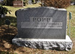 Harold E Popp