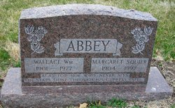 Margaret P. <I>Squire</I> Abbey