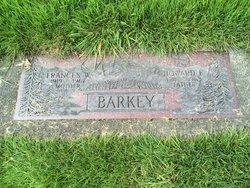 Frances Willa <I>Coen</I> Barkey