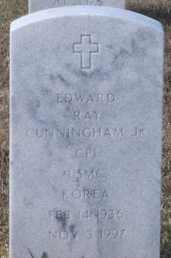CPL Edward Ray Cunningham, Jr