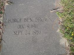 George Ben Brown