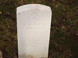 Jeanne Marie Gardner