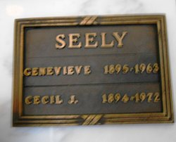 Cecil Julian Seely