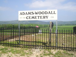 Adams-Woodall Cemetery