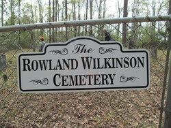 Rowland Wilkinson Cemetery