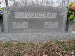 Evelyn <I>Pennington</I> Cunningham