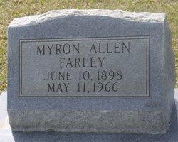 Myron Allen Farley