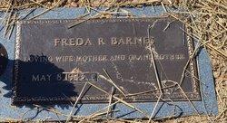Freda Ruth <I>Smith</I> Barnes