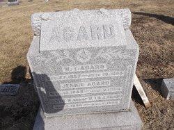 """Albert W. """"Bertie"""" Agard"""