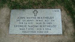 John Wayne Berthelot