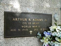 """Arthur Raymond """"Tit"""" Adams, Jr"""