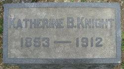 Katherine B. Knight