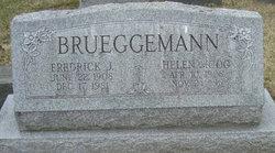 Helen <I>Moog</I> Brueggemann