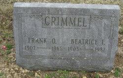 Frank O. Crimmel