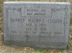 Darren Maurice Cloder
