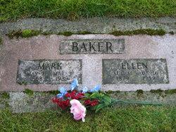 Ellen <I>Miller</I> Baker
