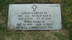 Louis Garcia, Sr