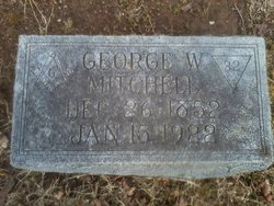 George Washington Mitchell, Sr