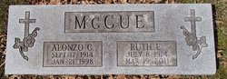 "Alonzo Charles ""Mac"" McCue"