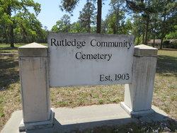 Rutledge Community Cemetery
