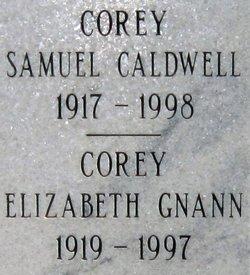 Samuel Caldwell Corey