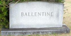 Margaret <I>Newbern</I> Ballentine