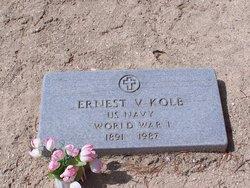 Ernest V. Kolb